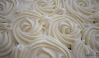 Buttercream icing: basic recipe