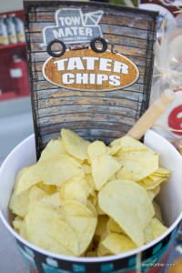 Tater chips and sweetie tyres