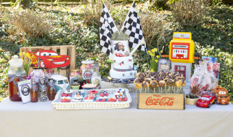 VINTAGE CARS PARTY